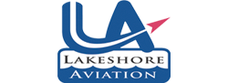 Lakeshore Aviation Logo